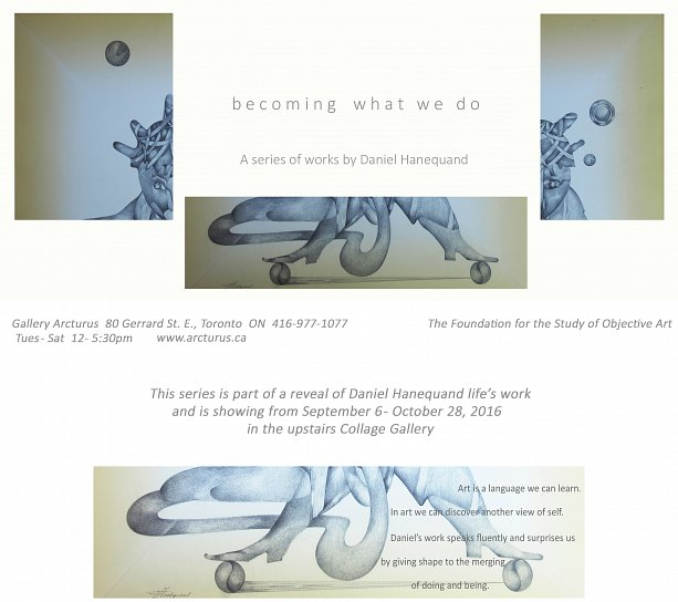 here on earth: becoming what we do