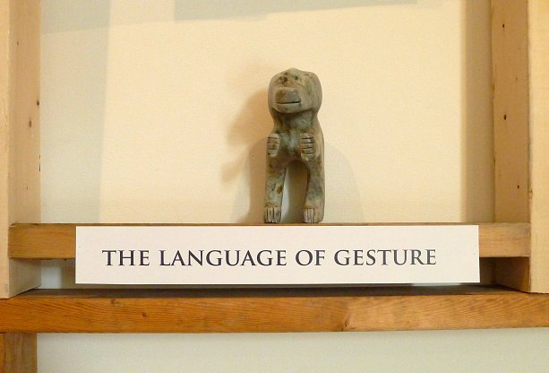 The Language of Gesture