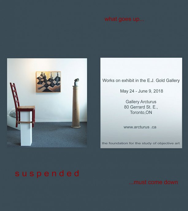 Suspended - EJ Gold Gallery