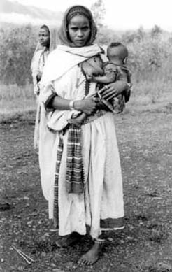 Mother and Child, Ethiopia