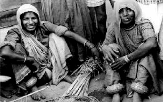 Tribal Women, Rajasthan
