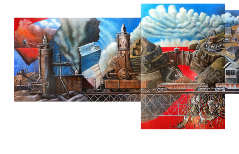 There is no There first section - before completion